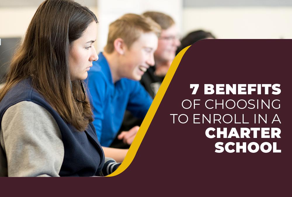 Benefits of choosing charter schools